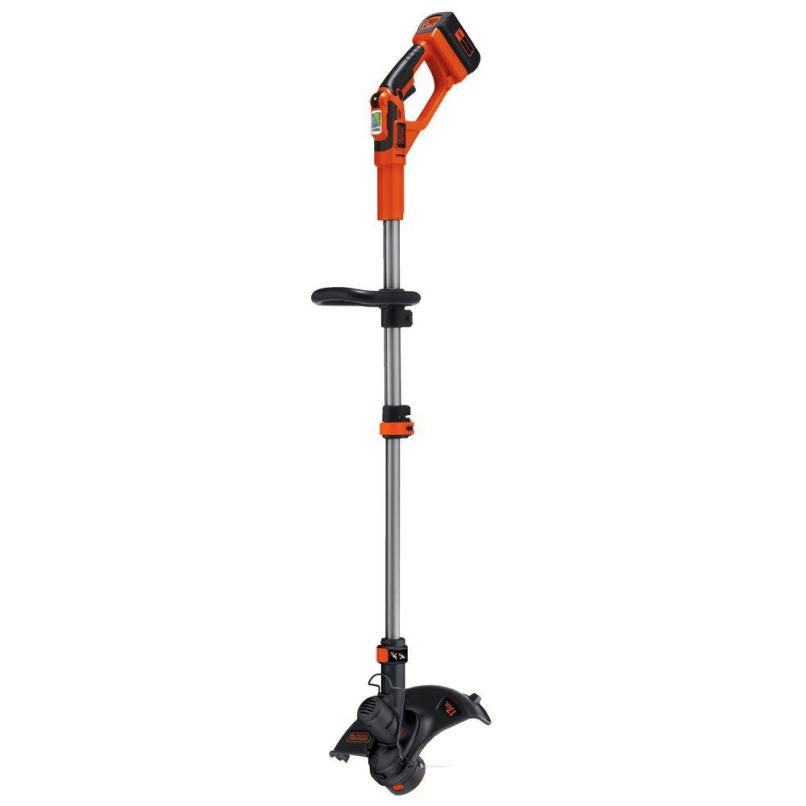black and decker electric weed eater manual
