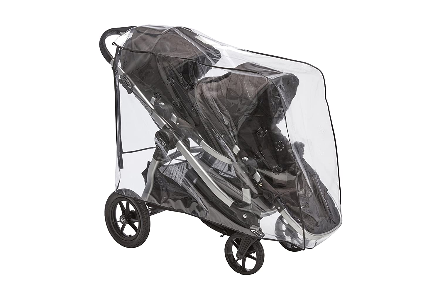 baby jogger city select double stroller manual