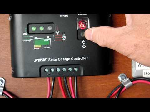 pwm5 solar charge controller manual