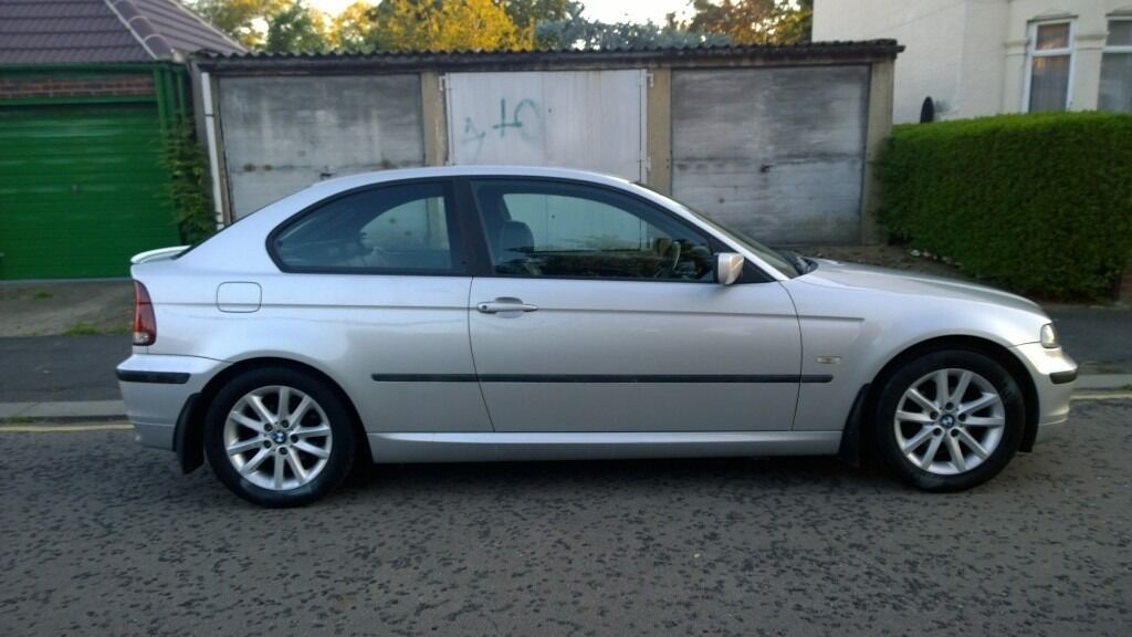 what type of manual gearbox on 2002 e46 316ti has